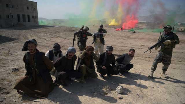 Afghan army killed 950 Taliban terrorists in 4 days