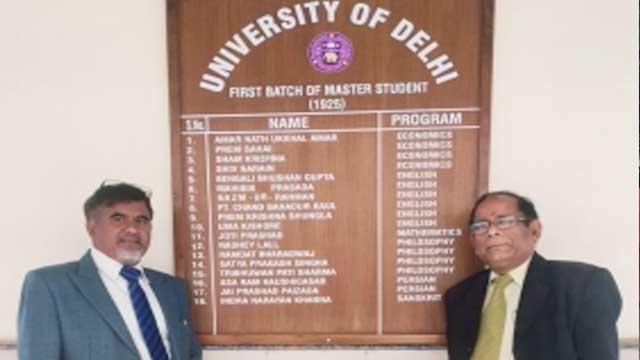 Delhi University result ready 30 days