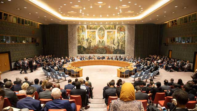 India will lead the UN Security Council