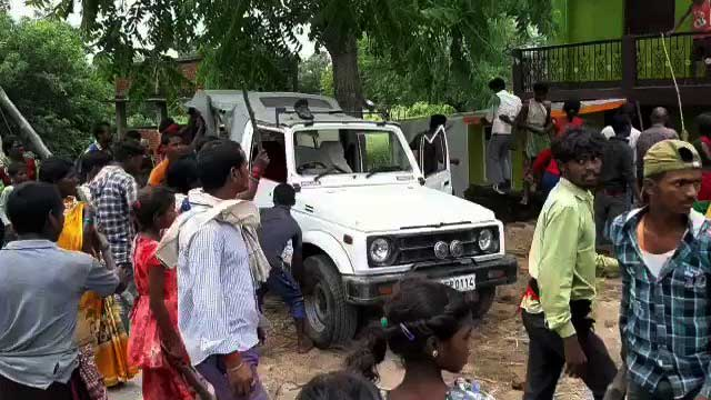 Jahanabad Custodial death, mob attacked police