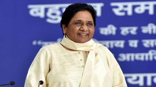 Mayawati on honorarium Shikshamitra