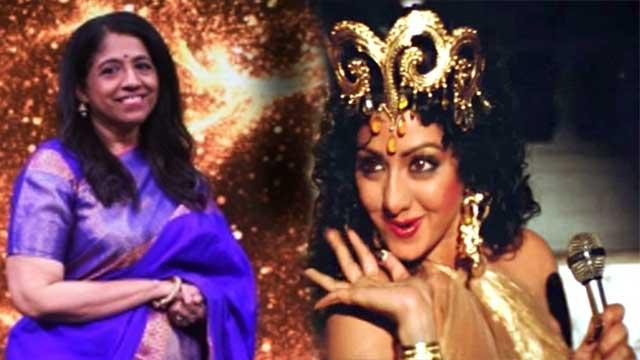 Singer Kavita Krishnamurthy Mr India Movie Song Hawa Hawai