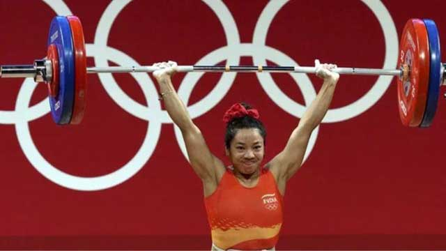 Olympics 2021: Mirabai Chanu wins silver in weightlifting