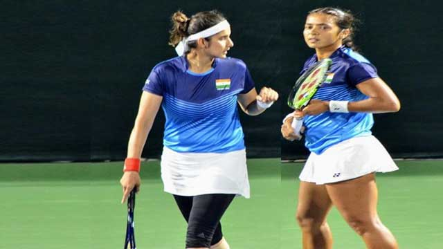 Tokyo Olympics Sania and Ankita lose first round