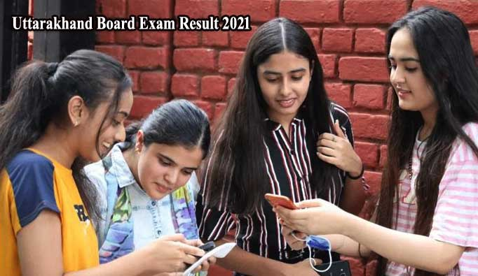 Uttarakhand Board 10th and 12th results online