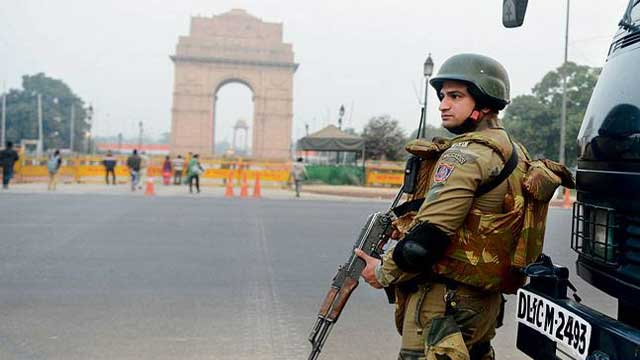 15 August Independence Day India Security Alert