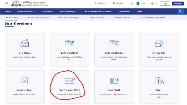 Online e-PAN apply & download in 10 minutes
