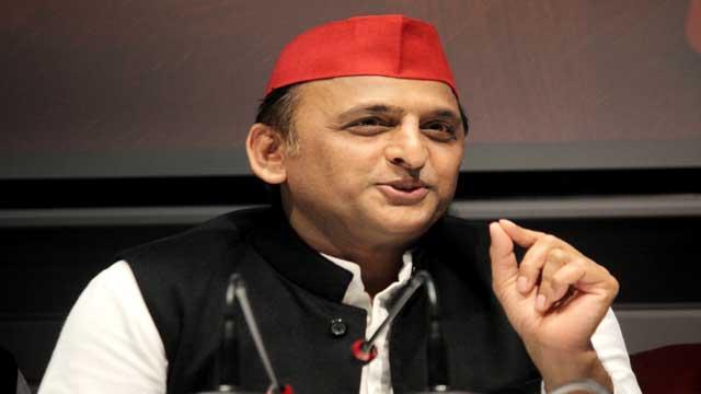 Akhilesh Yadav ask CM Yogi for jobs