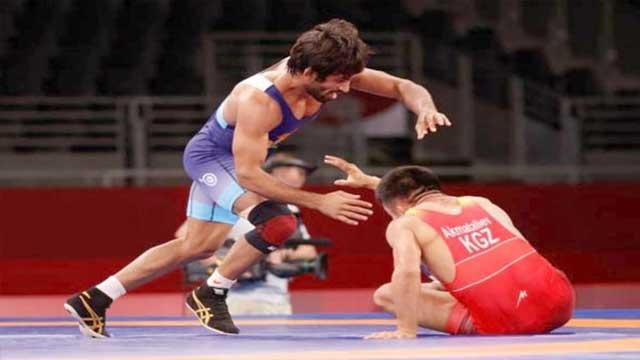 Bajrang Punia Tokyo Olympics