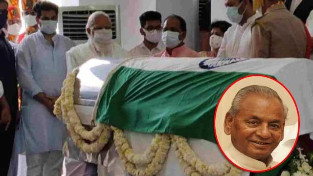 PM Modi pay tribute Kalyan Singh in Lucknow