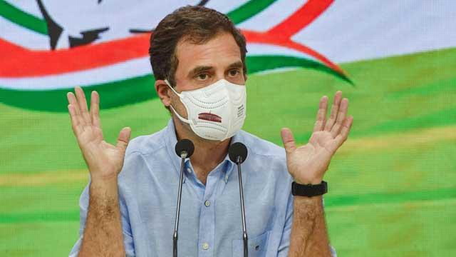 Rahul Gandhi jibe at Modi govt on unemployment