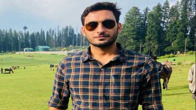 Srinagar Terrorists shot and killed J&K police officer Arshid Ahmad